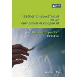 Teacher Empowerment through Curriculum development 3rd edl