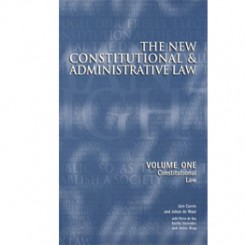 The New Constitutional and Administrative Law