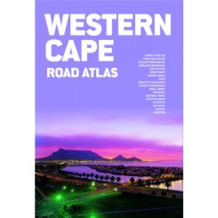 Western Cape Road Atlas 4th edition