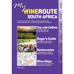 My WineRoute South Africa - Mike Froud